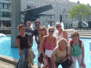 Wie Is De Mol spel doen Arnhem Gelderland