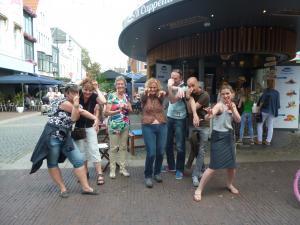 Wie Is De Mol zelf spelen Scheveningen Zuid Holland