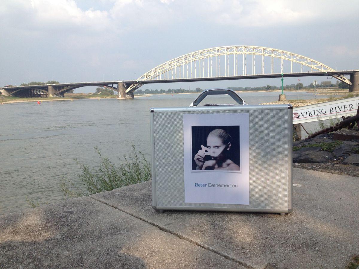 Wie Is De Mol regio Nijmegen en omgeving