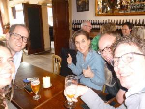 Wie Is De Saboteur aan tafel (herken de mol rat) Utrecht