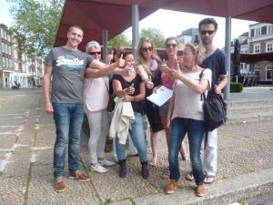 Wie Is De Saboteur stadsspel (herken de mol rat) Arnhem